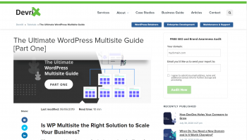 The Ultimate WordPress Multisite Guide