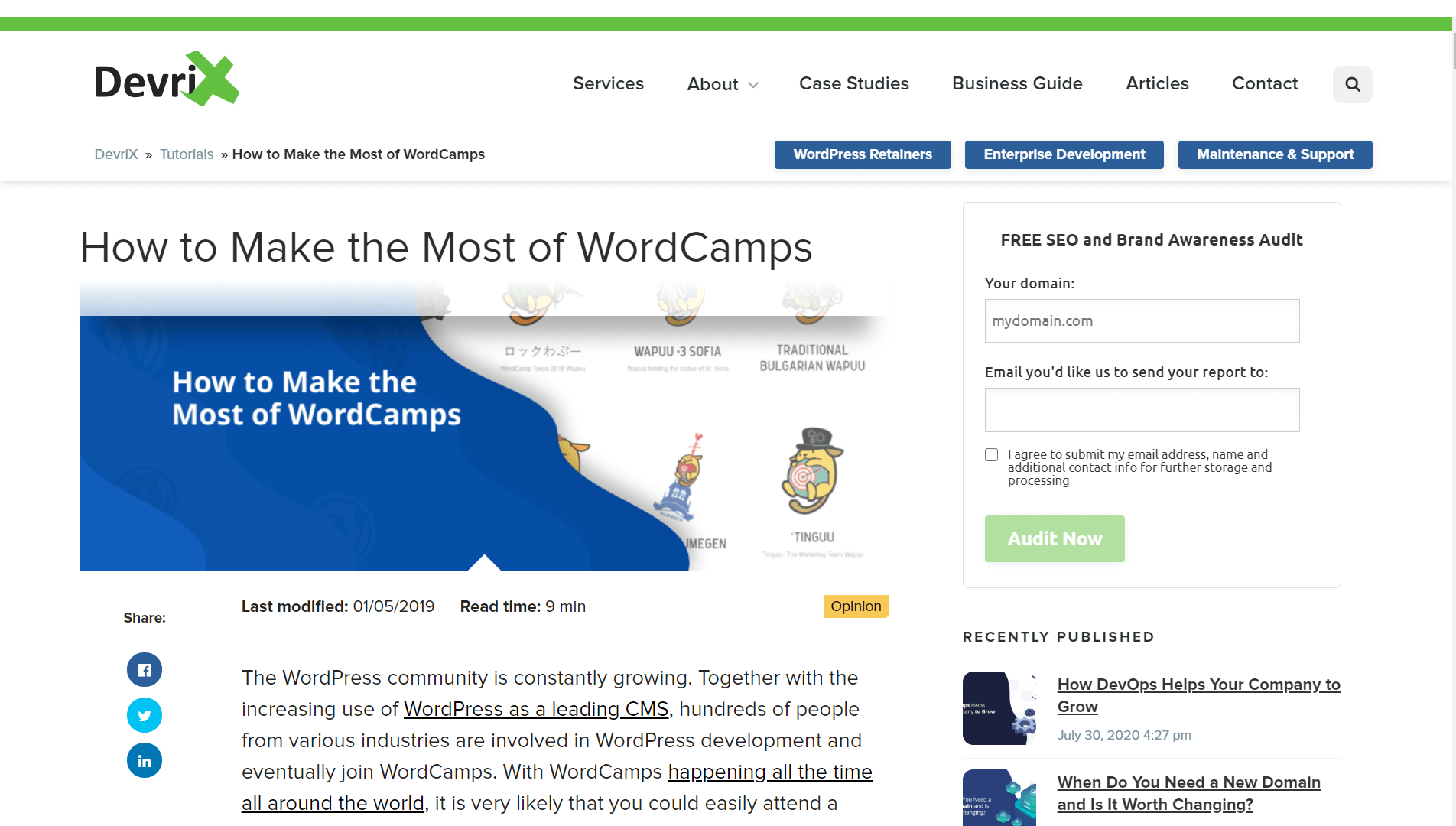 How to Make the Most of WordCamps
